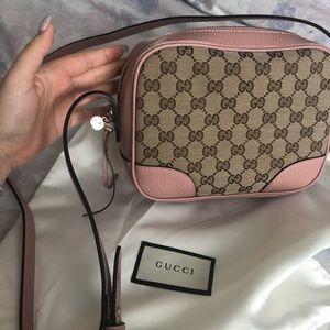 🆕 Gucci messenger Bree crossbody bag